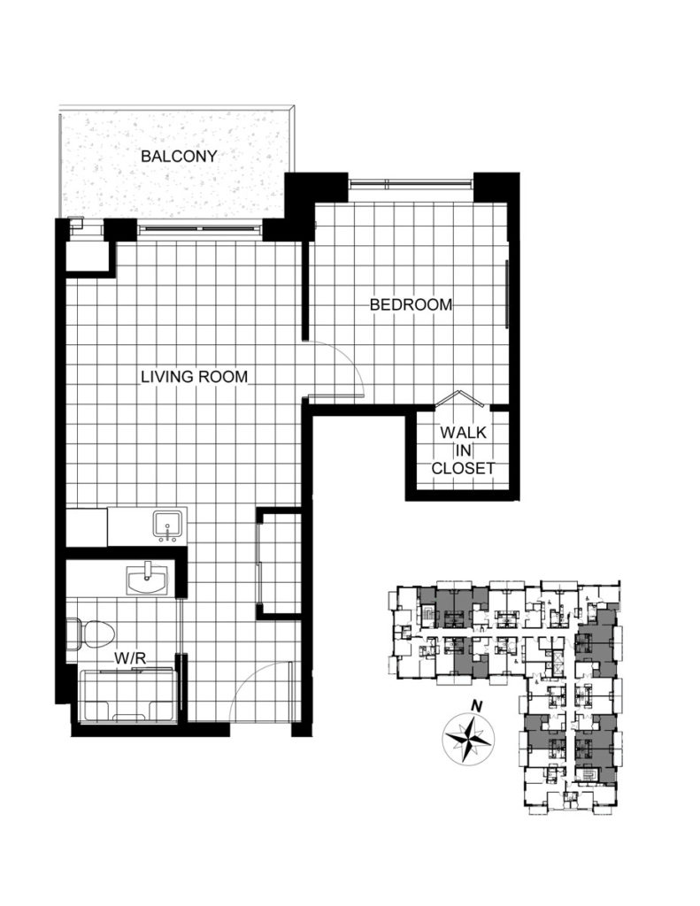 Arabella Retirement Living - 1 Bedroom Unit