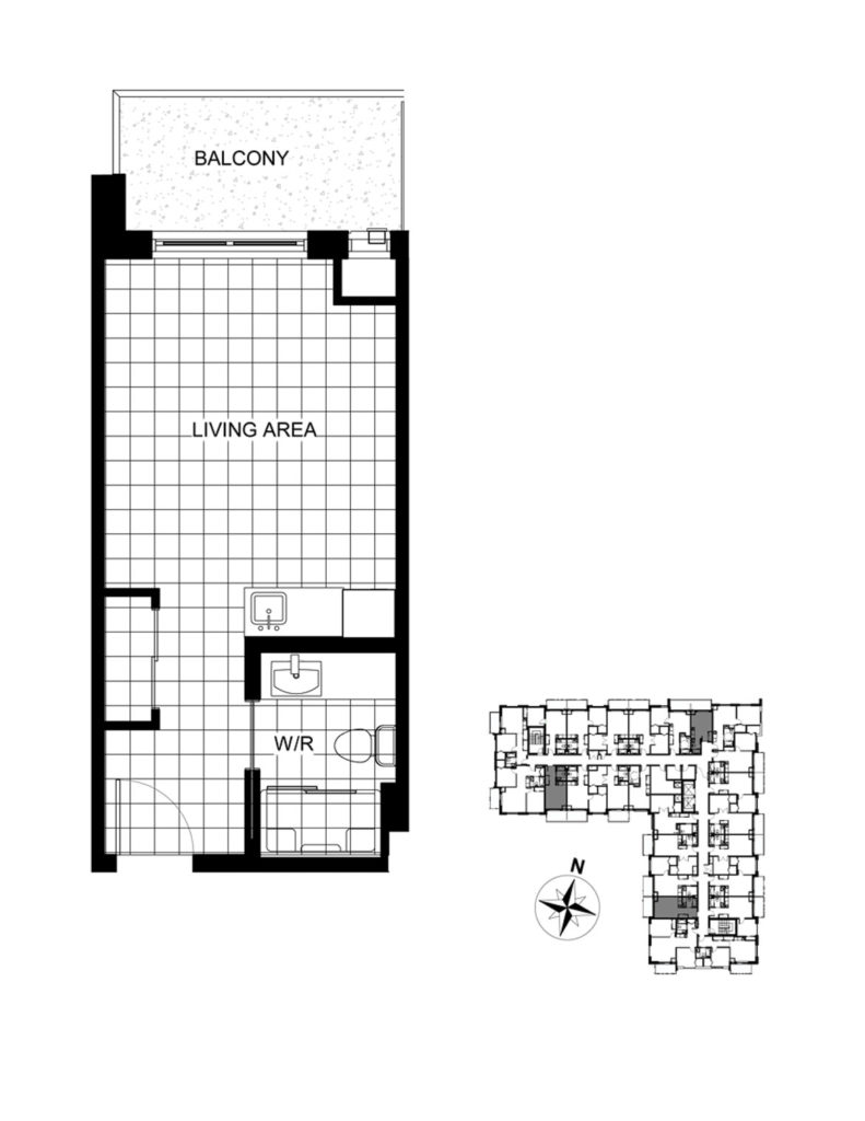 Arabella Retirement Living - Studio Unit