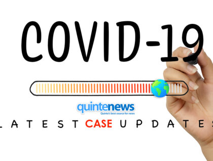 Recoveries outpace new COVID cases in Hastings Prince Edward